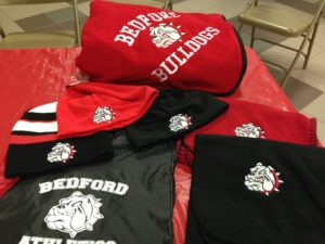 bedford bulldog athletic wear